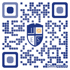 QR code with logo 1qRe0