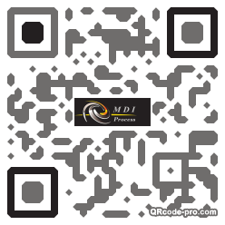QR code with logo 1qVc0