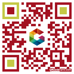 QR code with logo 1qWz0