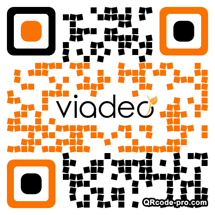 QR code with logo 1qYS0