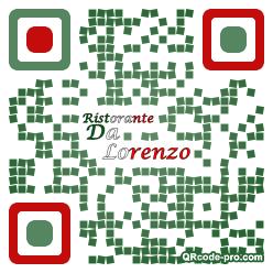 QR code with logo 1qat0