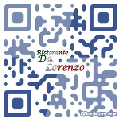 QR code with logo 1qav0