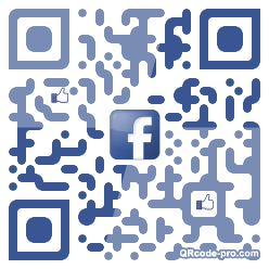 QR code with logo 1qc70