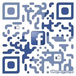 QR code with logo 1qcc0
