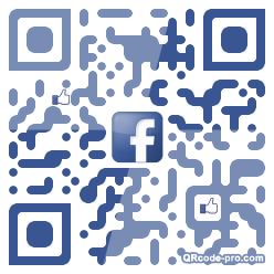 QR code with logo 1qck0