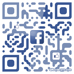 QR code with logo 1qct0