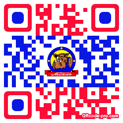 QR code with logo 1qi70