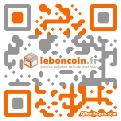 QR code with logo 1qjl0