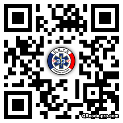 QR code with logo 1qkD0