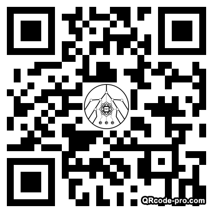 QR code with logo 1qlr0