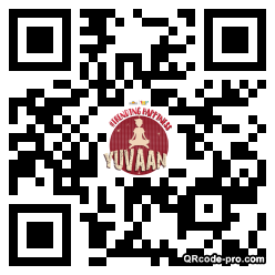 QR code with logo 1qly0