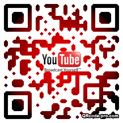 QR code with logo 1qm80