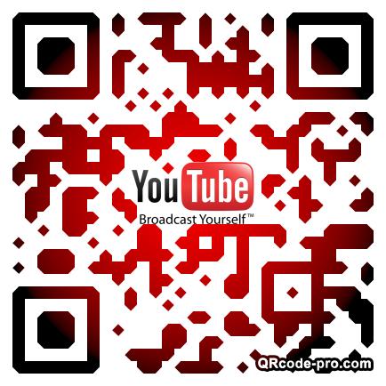 QR code with logo 1qm80