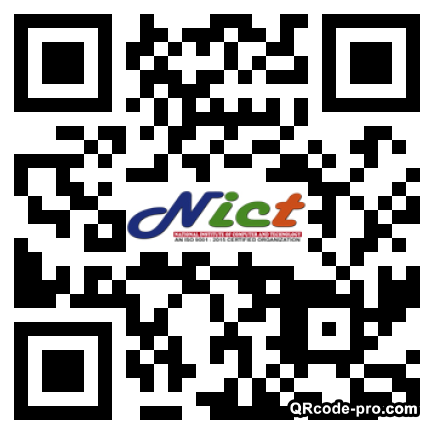 QR code with logo 1qrW0