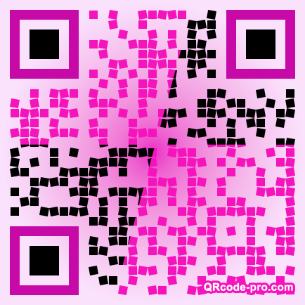 QR code with logo 1qrm0