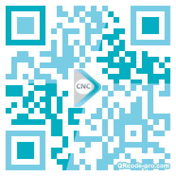 QR code with logo 1qsO0