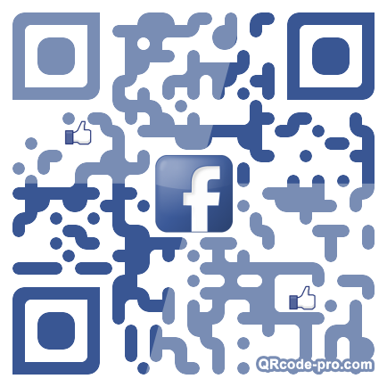 QR code with logo 1qu10