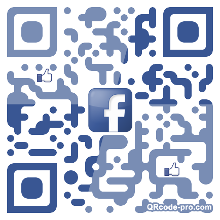QR code with logo 1quE0