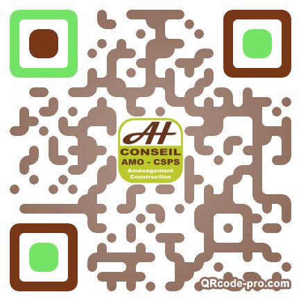QR code with logo 1qvb0