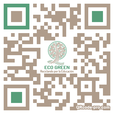 QR code with logo 1qwH0