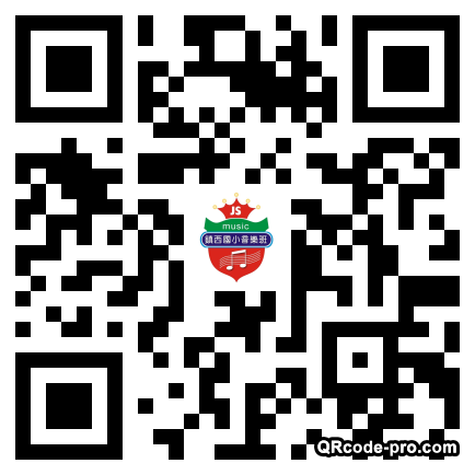 QR code with logo 1qwT0