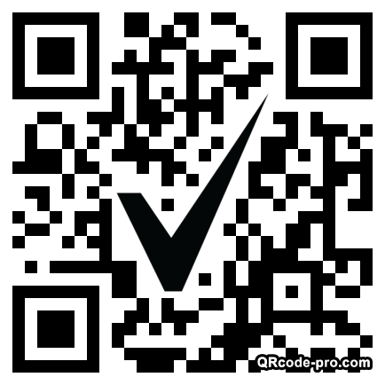 QR code with logo 1qwe0