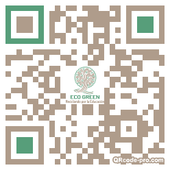 QR code with logo 1qwx0