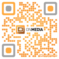 QR code with logo 1r0D0