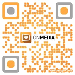 QR code with logo 1r0D0