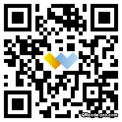 QR code with logo 1r0s0