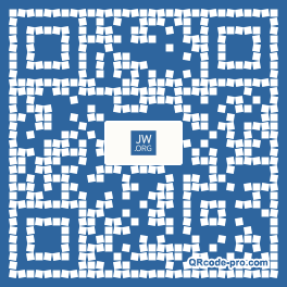 QR code with logo 1r0t0