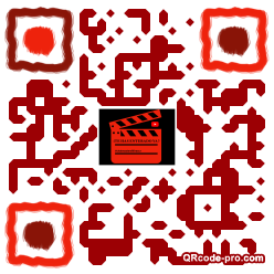 QR code with logo 1r1A0