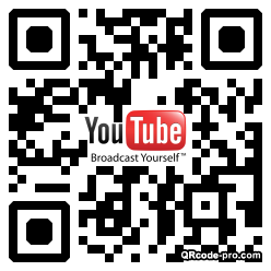 QR code with logo 1r1O0
