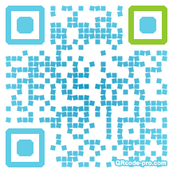 QR code with logo 1r3A0