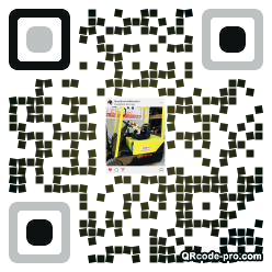 QR code with logo 1r6T0