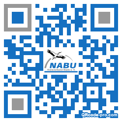 QR code with logo 1r7K0