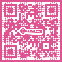 QR code with logo 1rB60