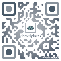 QR code with logo 1rC60