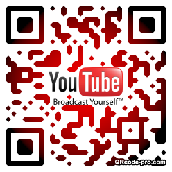 QR code with logo 1rCA0
