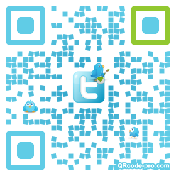 QR code with logo 1rDX0