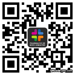 QR code with logo 1rDk0