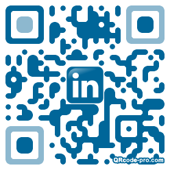 QR code with logo 1rEF0
