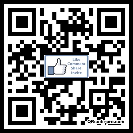 QR code with logo 1rGo0