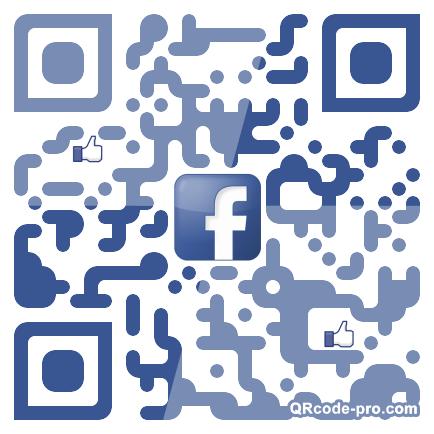QR code with logo 1rHr0