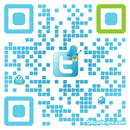 QR code with logo 1rIW0