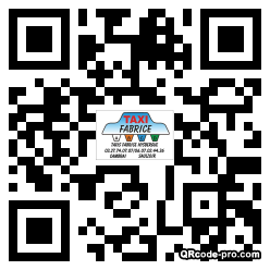 QR code with logo 1rON0