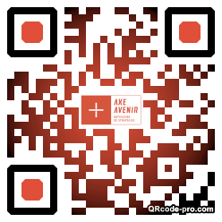 QR code with logo 1rOO0