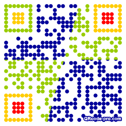 QR code with logo 1rPZ0