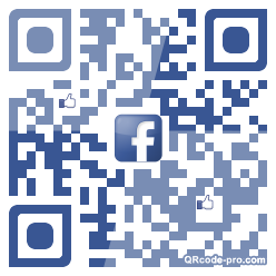 QR code with logo 1rPr0