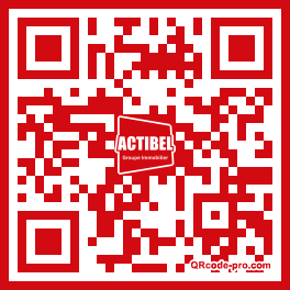 QR code with logo 1rQD0